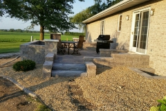 Steps, Pathway - Turf and Landscaping, Inc