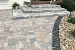 Pathway, Steps - Turf and Landscaping, Inc
