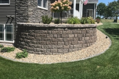 Retaining Wall - Turf and Landscaping, Inc
