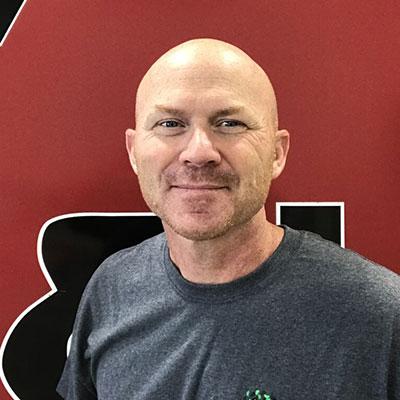 Jeff Rhea, landscape professional